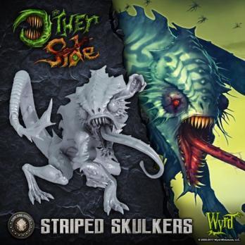The Other Side (Gibbering Hordes): Striped Skulkers