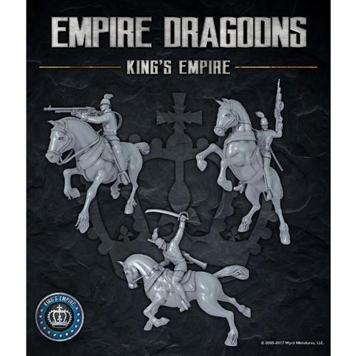 The Other Side (King's Empire): Empire Dragoons