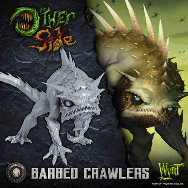 The Other Side (Gibbering Hordes): Barbed Crawlers