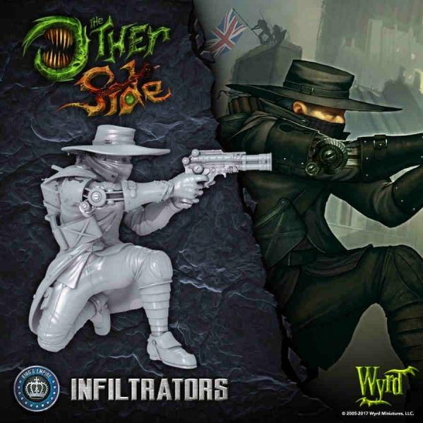 The Other Side (King's Empire): Infiltrators