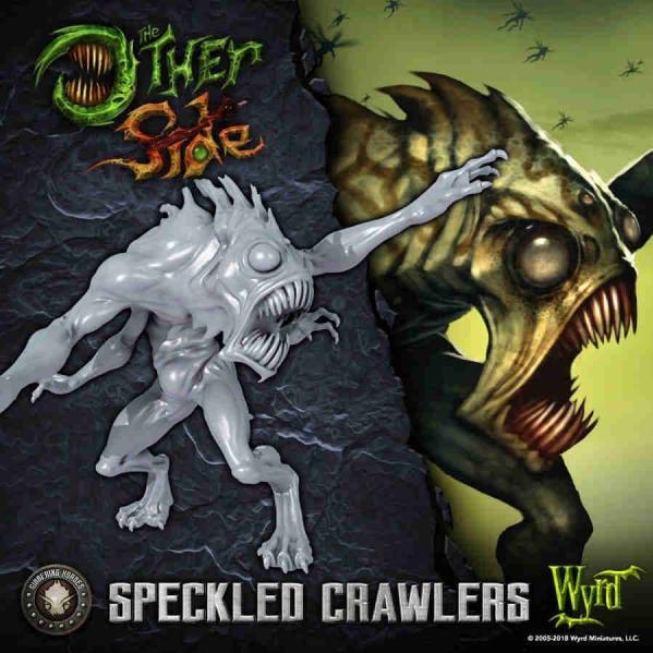 The Other Side (Gibbering Hordes): Speckled Crawlers