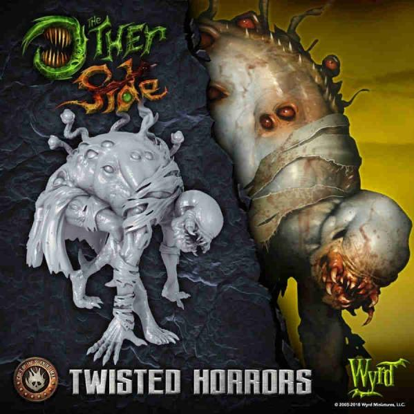 The Other Side (Cult of the Burning Man): Twisted Horrors