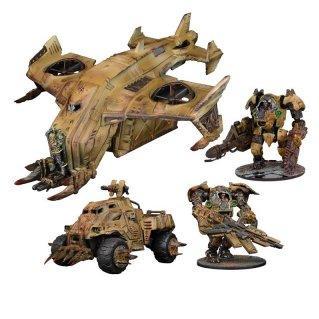 Warpath: Plague Reserve Force