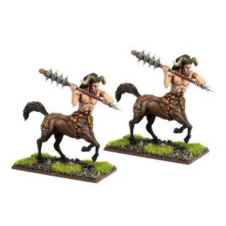 Kings Of War Vanguard: Forces of Nature Support Pack - Centaurs