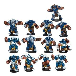 DreadBall 2nd Edition: Midgard Delvers - Forge Fathers Team