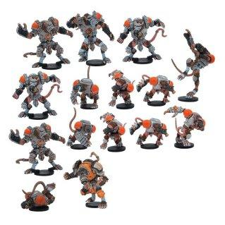 DreadBall 2nd Edition: Skittersneak Stealers - Veer-Myn Team