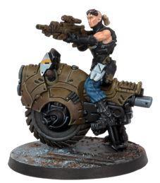 Deadzone: Pathfinder Mono Cycle