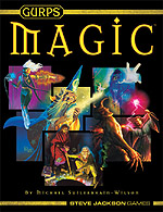 GURPS RPG - 4th Edition: Magic SC