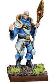 Kings of War: Basilean War Wizard