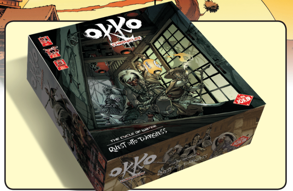 The Red Joker presents: OKKO Chronicles