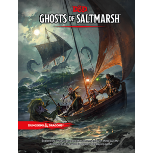 D&D: Ghosts of Saltmarsh (HC)
