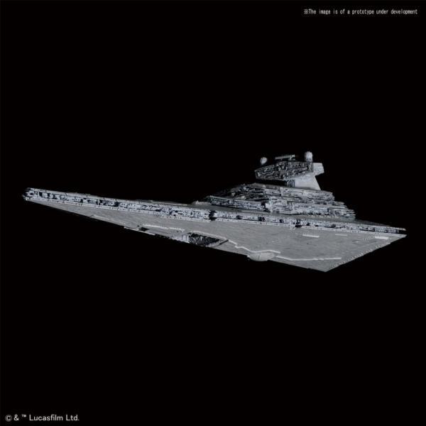 Bandai Hobby (Gunpla): Star Wars 1/5000 scale Star Destroyer