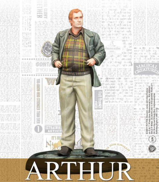 Harry Potter Miniature Game: Molly & Arthur Weasley