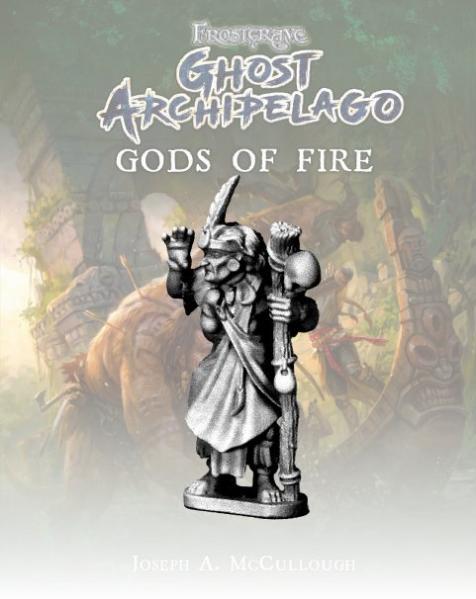 Frostgrave: Ghost Archipelago Tribal Warden II