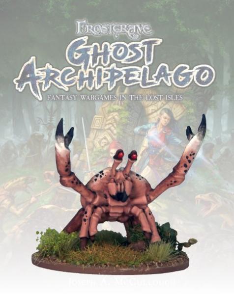 Frostgrave: Ghost Archipelago Soldier Crab