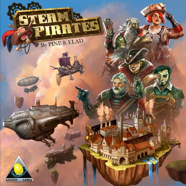 Steam Pirates
