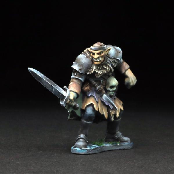 Tomb Guardians 28mm Miniatures: Hobgoblin