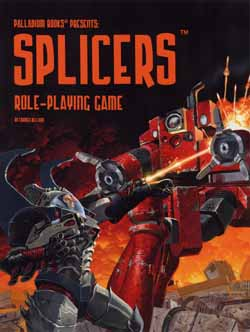 Splicers Sci-Fi Roleplaying Game