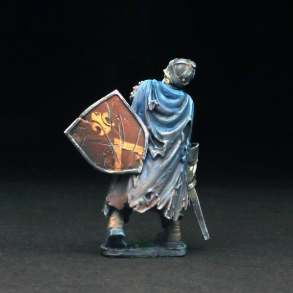 Tomb Guardians 28mm Miniatures: Skeletal Warrior