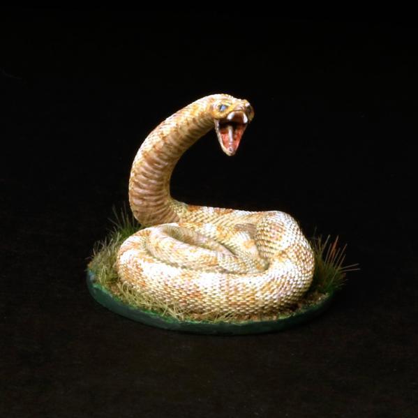 Tomb Guardians 28mm Miniatures: Serpent/Snake