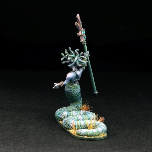 Tomb Guardians 28mm Miniatures: Medusa