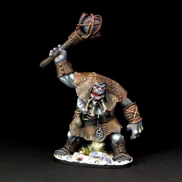 Tomb Guardians 28mm Miniatures: Mountain Ogre