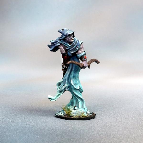 Tomb Guardians 28mm Miniatures: Vampire Grave Spirit B - Yerow the Hollowed