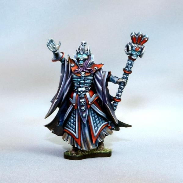 Tomb Guardians 28mm Miniatures: Lich Queen
