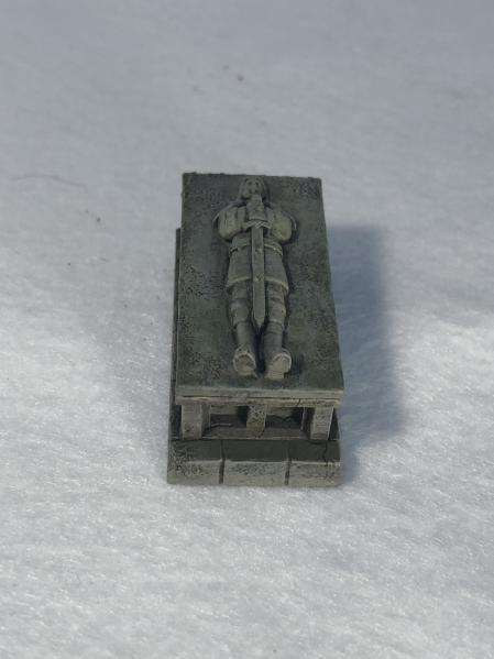 Tomb Guardians 28mm Miniatures: Sarcophagus