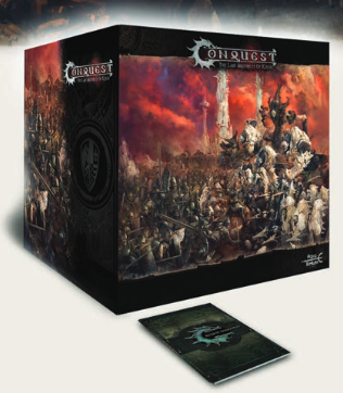 Conquest - The Last Argument of Kings (2-Player Starter Core Set)