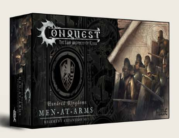 Conquest: Hundred Kingdoms - Men at Arms