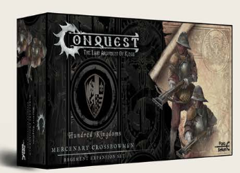 Conquest: Hundred Kingdoms - Mercenary Crossbowmen