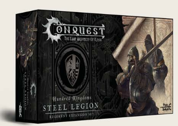 Conquest: Hundred Kingdoms - Steel Legion
