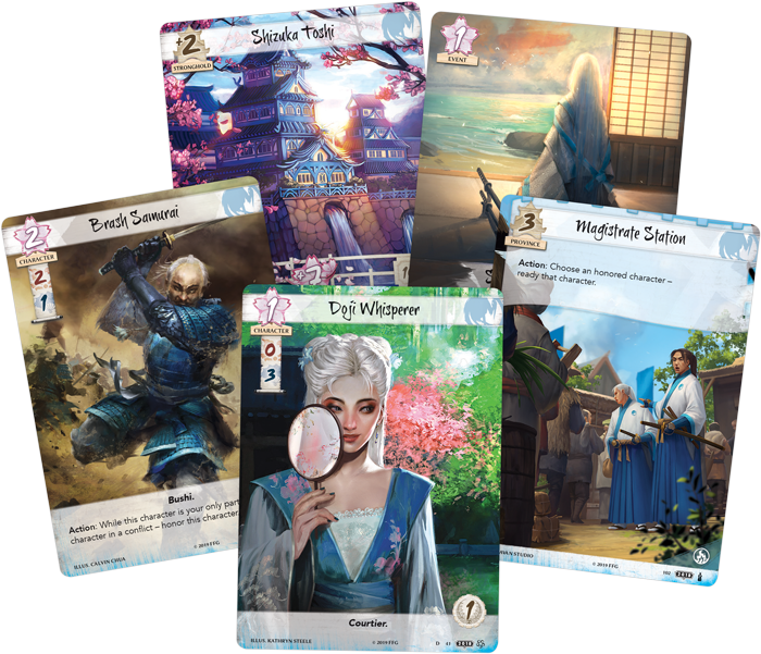 A Game of Thrones LCG: Winter Court 2018 World Championship Deck