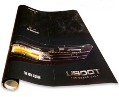 U-Boot: (Accessory) Latex Giant Playing Mat