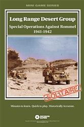 Long Range Desert Group: Special Operations Against Rommel 1941-1942