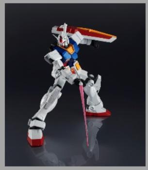 Bandai Hobby: RX-78-2 Gundam ''Mobile Suit Gundam'', Bandai Gundam Universe