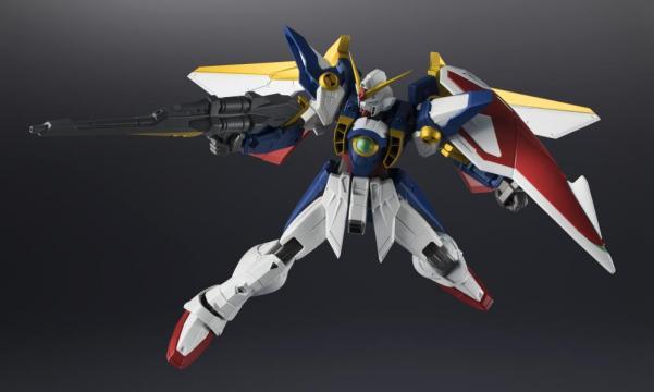 Bandai Hobby: XXXG-01W Wing Gundam ''Mobile Suit Gundam Wing'', Bandai Gundam Universe