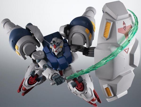 Bandai Hobby: RX-78GP02A Gundam GP02 Ver. A.N.I.M.E. ''Mobile Suit Gundam'', Bandai Robot Spirits