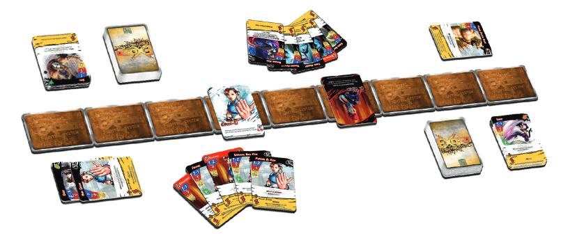 Exceed Fighting Sys: Street Fighter Chun-Li Box