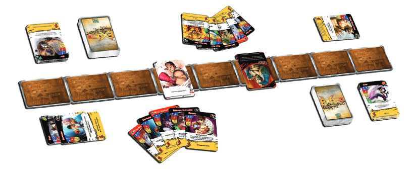 Exceed Fighting Sys: Street Fighter Ryu Box