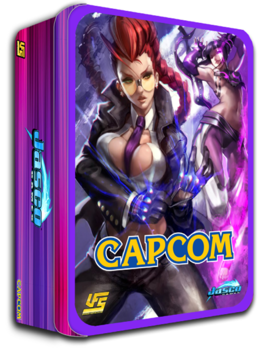 UFS CCG: CAPCOM Special Edition Tin - C. Viper and Juri