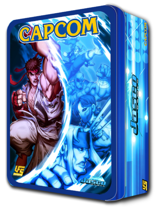 UFS CCG: CAPCOM Special Edition Tin - Ryu