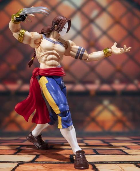 Bandai Hobby: Vega ''Street Fighter'', Bandai S.H.Figuarts