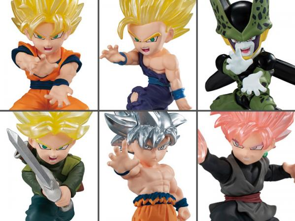 Bandai Hobby: Dragon Ball Adverge Motion ''Dragon Ball Super'' (box of 10), Bandai Adverge