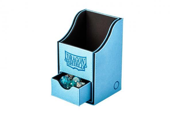 Dragon Shield: Deckbox Nest with Tray - Blue/Black