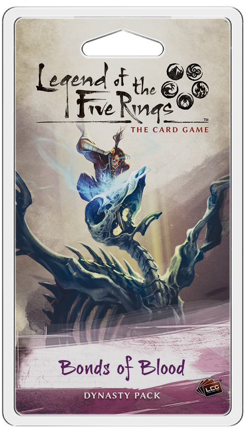 Legend of the Five Rings LCG: Bonds of Blood