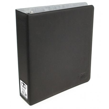Binder: Supreme Collector's 3-Ring Binder - Large XenoSkin - Black