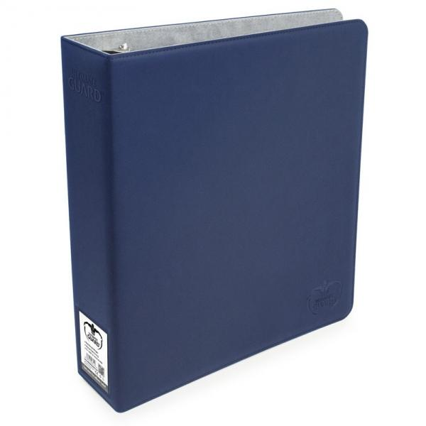 Binder: Supreme Collector's 3-Ring Binder - Large XenoSkin - Dark Blue