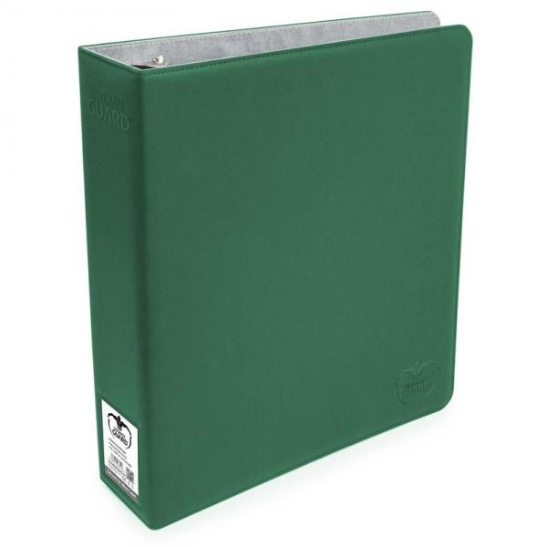 Binder: Supreme Collector's 3-Ring Binder - Large XenoSkin - Green